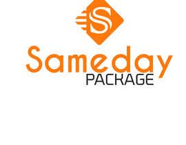 #9 for Ontwerp een Logo for SamedayPackage by hamt85