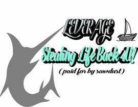 Nro 58 kilpailuun Create a Design for a boat sticker käyttäjältä nadeen2231