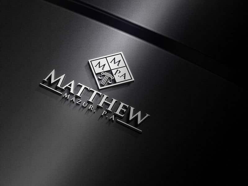 Kilpailutyö #                                        106                                      kilpailussa                                         Create a New Logo For A Law Firm