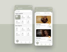 Nro 14 kilpailuun Design an App screen käyttäjältä shabi69
