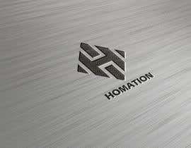 "#781 для ""Homation""Visual Identity System VIS от mbilalanwal123"