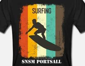 Nro 75 kilpailuun Design a vintage/retro surf style t-shirt käyttäjältä aga5a33a4b358781