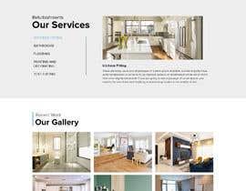 Nro 33 kilpailuun build and design builder website with text editing käyttäjältä dbikram911