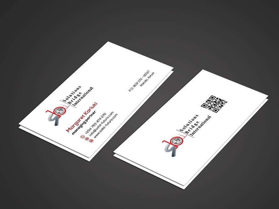 Kilpailutyö #27 kilpailussa Edit colors and names of a Business Cards in Adobe Illustrator