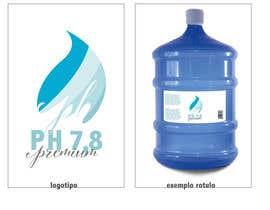 #55 para Criação de logotipo para uma marca de água de galão 20 litros e garrafa 500ml, para usar desde app a rotulo por biancasoneghetti