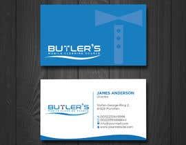 Nro 934 kilpailuun New Business Card käyttäjältä irubaiyet1
