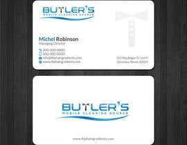 Nro 945 kilpailuun New Business Card käyttäjältä Nure12