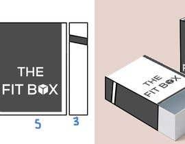 Nro 14 kilpailuun CREATE A BOX DESIGN käyttäjältä juliarehder