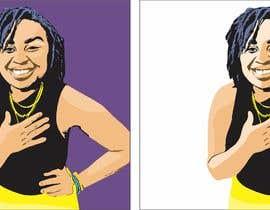 "Nro 15 kilpailuun I need the image ""IMG_2836"" turned into a carton/caricature. An example of the quality I am looking for is ""sitting"" carton or the ""Maramis"" cartoon käyttäjältä RafaelMaya"
