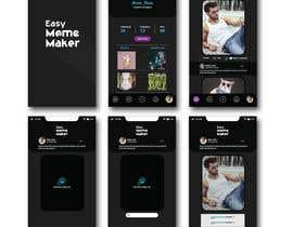 Nro 20 kilpailuun App UI Graphic Design Needed käyttäjältä Mazeduljoni