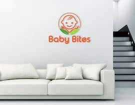 #65 for Design of a logo for a baby food company. by NusratJahannipa7