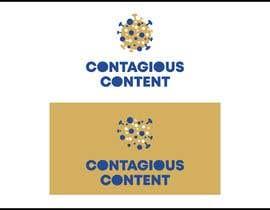 Nro 8 kilpailuun Contagious Content Logo Design käyttäjältä fotopatmj