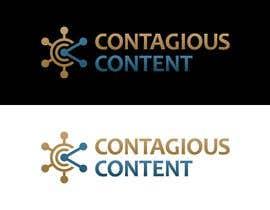 Nro 40 kilpailuun Contagious Content Logo Design käyttäjältä Crivier