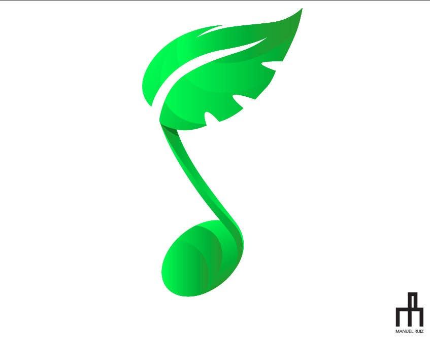 Bài tham dự cuộc thi #17 cho Fresh Music Logo