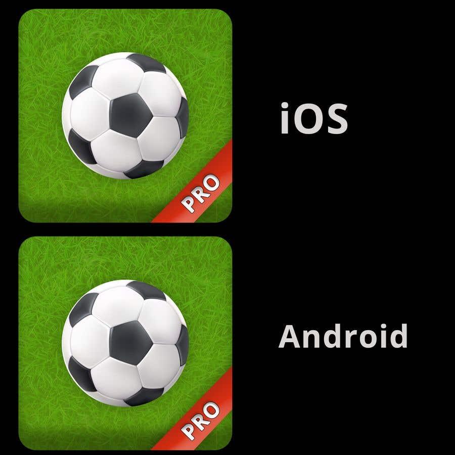 Kilpailutyö #                                        45                                      kilpailussa                                         Very Minor Updates to Android and iOS App Store Icon
