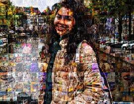 Nro 8 kilpailuun Create a photo mosaic with the pictures provided käyttäjältä AhmedWaheed1997