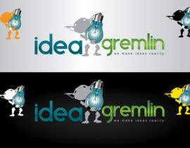 nº 34 pour Logo Design for Idea Gremlin par GeorgeOrf