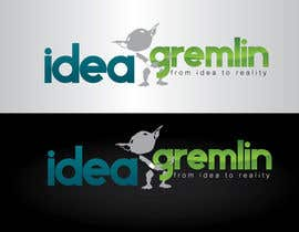 #151 para Logo Design for Idea Gremlin por GeorgeOrf