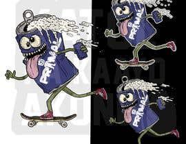 #18 untuk Design for T-Shirt/Hoodie (Skateboarding Beer Can) oleh francisvdelfin