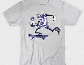 #31 untuk Design for T-Shirt/Hoodie (Skateboarding Beer Can) oleh enam247