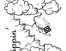 #24 untuk Design for Hoodie/T-Shirt (Stairway to heaven + Stick figure) oleh kaushalyasenavi