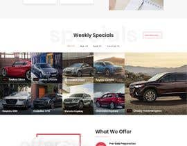 #28 for Web design and development for Car Dealership by faridahmed97x