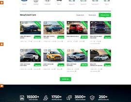 #30 for Web design and development for Car Dealership by faridahmed97x