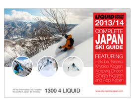 #88 untuk Front cover design for Japan ski brochure oleh MOHR
