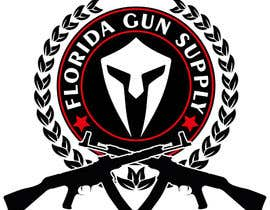 #12 for Design a Logo for Florida Gun Supply by Zsuska