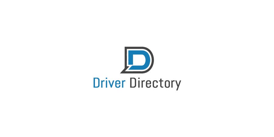"Proposition n°                                        11                                      du concours                                         Design a Logo for ""Driver Directory"""