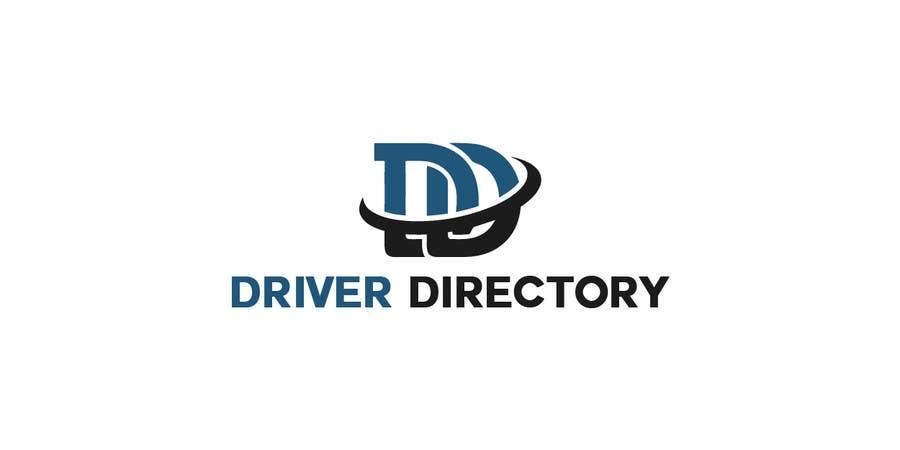 "Proposition n°                                        13                                      du concours                                         Design a Logo for ""Driver Directory"""