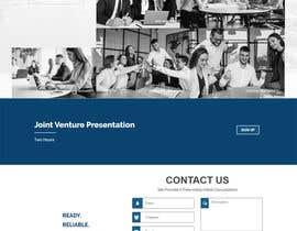 Nro 6 kilpailuun WordPress- Webpage Design, Development and Deployment käyttäjältä abrahamboyragi56