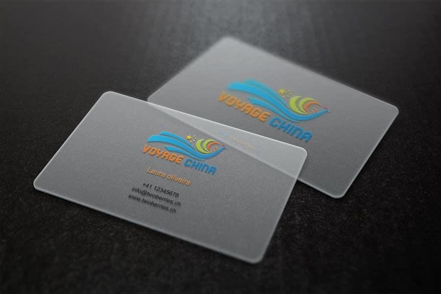 Bài tham dự cuộc thi #22 cho Design business cards for startup