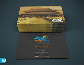 #4 untuk Design business cards for startup oleh alvinfadoil