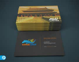 #16 untuk Design business cards for startup oleh alvinfadoil