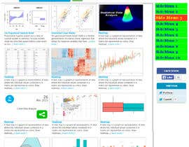 osmansust tarafından Improve our cloud data analysis website and create a landing page for it için no 9