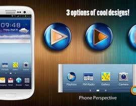 MarcosB7 tarafından Android Play Store App Logo için no 55