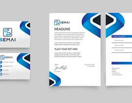 #411 untuk Design a Logo and Corporate Identity for our Startup Company oleh Arfanmahedi