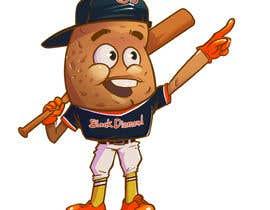 Nro 28 kilpailuun Baseball Team Logo käyttäjältä sra57345de569392