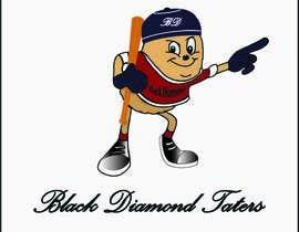 Nro 94 kilpailuun Baseball Team Logo käyttäjältä shaulatvw