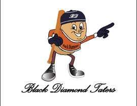 Nro 96 kilpailuun Baseball Team Logo käyttäjältä shaulatvw