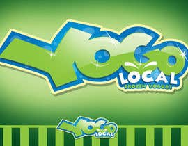 #39 para Logo Design for YOGO local por rogeliobello