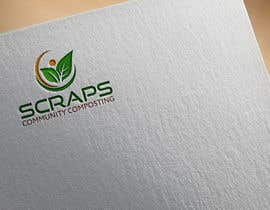 Nro 43 kilpailuun Scraps Community Composting käyttäjältä graphicrivar4