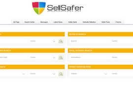 Nro 14 kilpailuun Redesign 1 page for a website käyttäjältä codegur