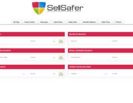 Nro 15 kilpailuun Redesign 1 page for a website käyttäjältä codegur