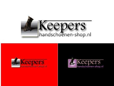 Konkurrenceindlæg #                                        24                                      for                                         Logo Design for Fieldhockeywebshop and Goalkeeper gloves webshop
