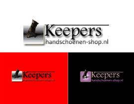 #24 para Logo Design for Fieldhockeywebshop and Goalkeeper gloves webshop por kingns007