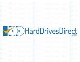 #272 para Logo Design for HardDrivesDirect.com por sarathk111