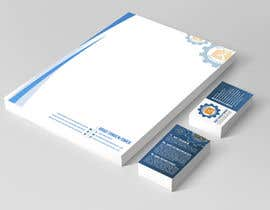 #65 for Design Business Card & Electronic Word Document Stationary by RERTHUSI