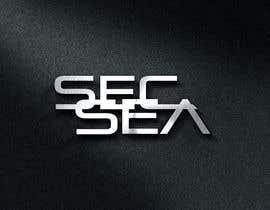 Nro 907 kilpailuun Design a Logo for secsea käyttäjältä reeyasl